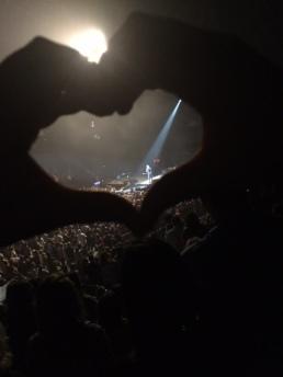 Caleista's heart