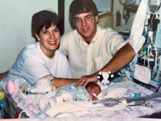 Karen.Dan.HopeBernickatNICU1992