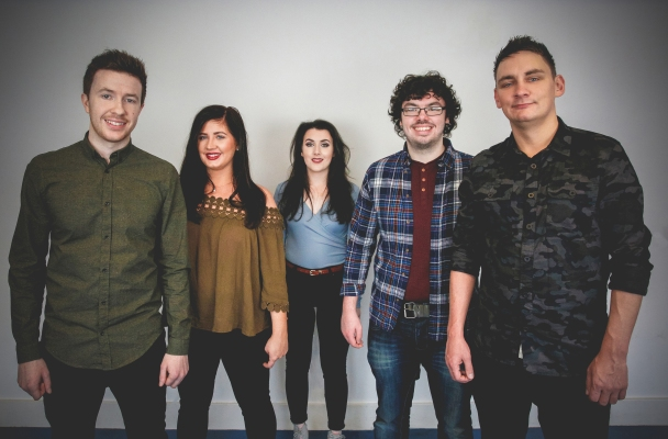 Irish folk band Connla coming to Friday house concert